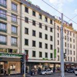 Außenansicht des Hotel ibis Styles Genève Gare in Genf