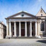 Außenansicht der Kathedrale St. Peter in Genf