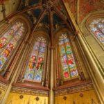Die Makkabäerkapelle in der Kathedrale St. Peter in Genf