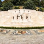 Das Reformationsdenkmal (Mur des Réformateurs) in Genf