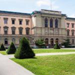 Altes Hauptgebäude der Universität Genf