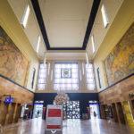 Eingangshalle im Hauptbahnhof von Lausanne