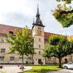 Alte Akademie (Ancienne Académie) aus der Mitte des 16. Jahrhunderts