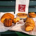 Lokale Köstlichkeiten von der Bäckerei Fleur de Pains in Lausanne