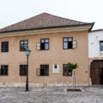 Das ehemalige Bischofsgericht in Györ