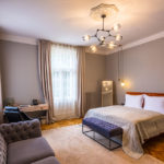 Doppelzimmer im Hotel Nest – Urban Rooms in Györ