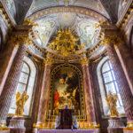 Altar in der Kathedrale von Györ