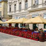 Restaurant Szegedi Halászcsárda Győr in Györ