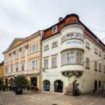 Das Eisenstockhaus (Vastuskós ház) in Györ