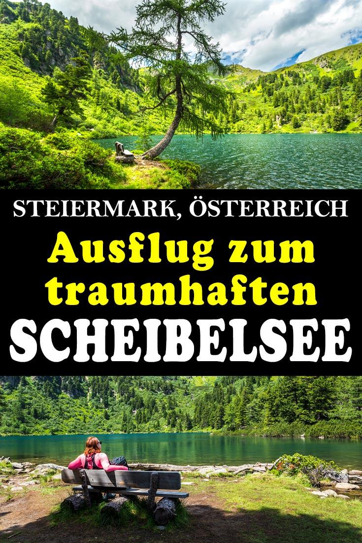 Großer Scheibelsee in Hohentauern: Reisebericht zur Rundwanderung mit Tipps zu den besten Fotospots sowie weiteren Wanderempfehlungen.