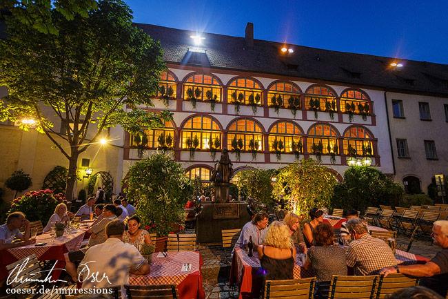Biergarten Regensburg